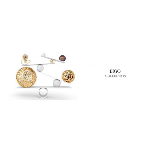 Roberto Bravo Bigo Collection Altın Yüzük