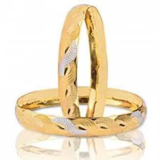 22 Ayar Altın Bilezik 15-17 Gram Sepet Modeli