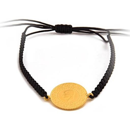 Özel Küçük Altın-Ziynet Altın Mumlu Bileklik
