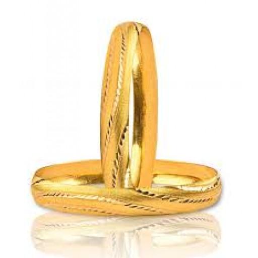 22 Ayar Altın Bilezik ......Gram Başak Modeli