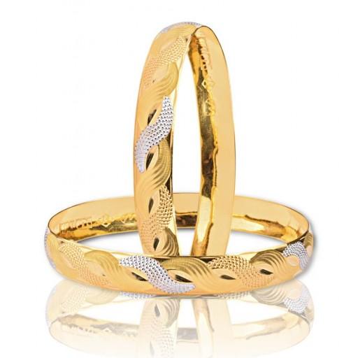 22 Ayar Altın Bilezik  Gram Sepet Modeli
