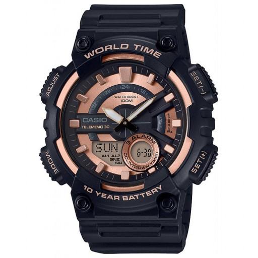 Casio World Time Spor Erkek Saat Modeli